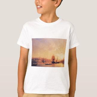 Dusk on the Golden Horn by Ivan Aivazovsky T-Shirt