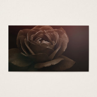 Dusk Rose Business Card