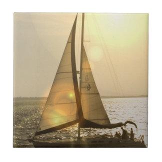 Dusk Sailing tile