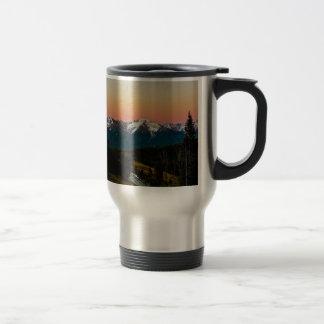 """""""Dusk to Dawn"""" Travel Mug"""