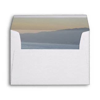 Dusky Beach Envelope