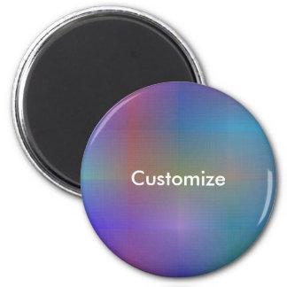 Dusky Color I - Template Magnet