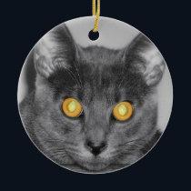Dusky Gold Ornament