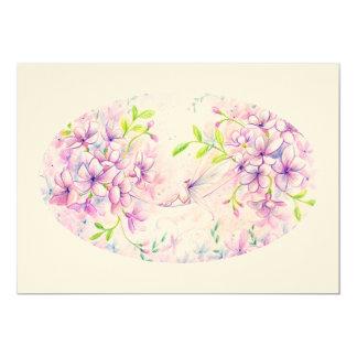 Dusky Pink Card