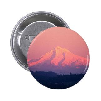 Dusky Pink Mountain Pins