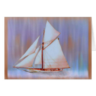 Dusky Sails card