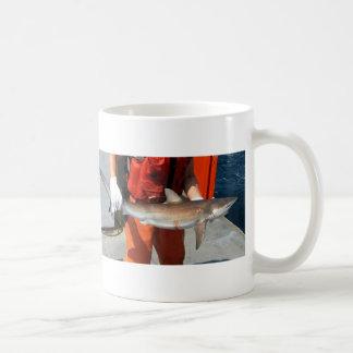 Dusky shark coffee mug