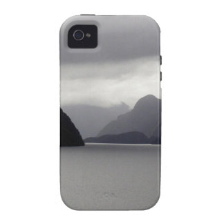 Dusky Sounds, New Zealand iPhone 4 Cover