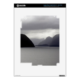 Dusky Sounds, New Zealand Decal For iPad 3