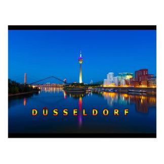 Düsseldorf 007B Tarjetas Postales