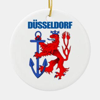 Dusseldorf Ceramic Ornament