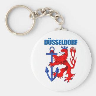 Dusseldorf Keychain