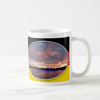 Dusseldorf Sunset Two Sided Mug