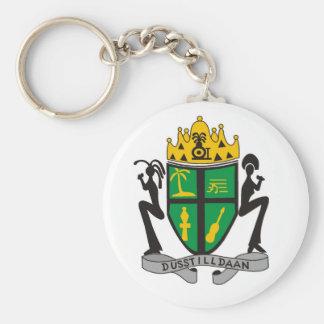 dusstilldaan crest key chain