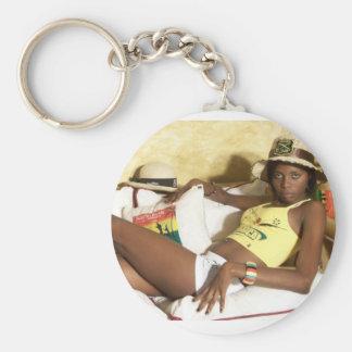 Dusstilldaan fashion key chain