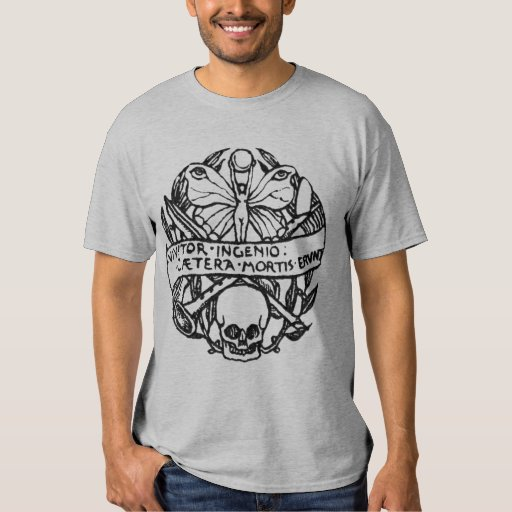 Dust and Shadows - Black Emblem T-shirt