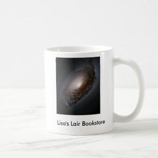 Dust Around the Nucleus of Black Eye Galaxy M64 Coffee Mug