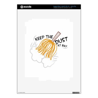 Dust At Bay Skins For iPad 3
