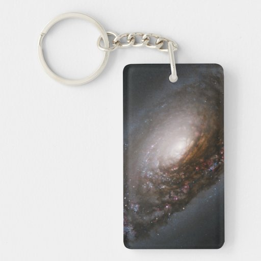 Dust Band Around the Nucleus Key Chain