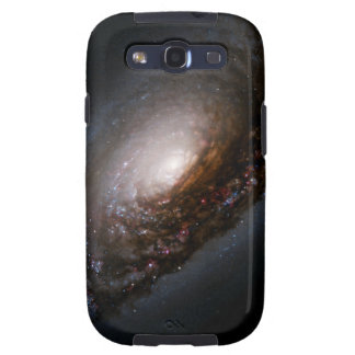 Dust Band Around the Nucleus of the Black Eye Gala Samsung Galaxy S3 Case