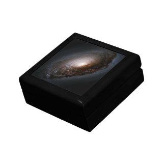 Dust Band Around the Nucleus of the Black Eye Gala Keepsake Box