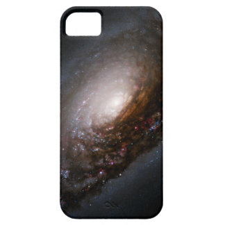 Dust Band Around the Nucleus of the Black Eye Gala iPhone SE/5/5s Case