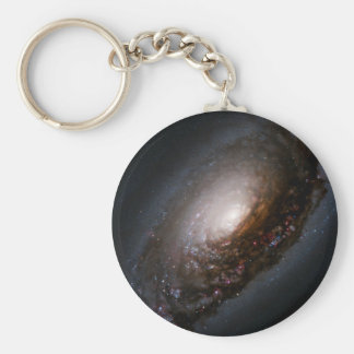 Dust Band Around the Nucleus of the Black Eye Gala Key Chains