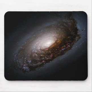 Dust Band Around the Nucleus of the Black Eye Gala Mouse Pad
