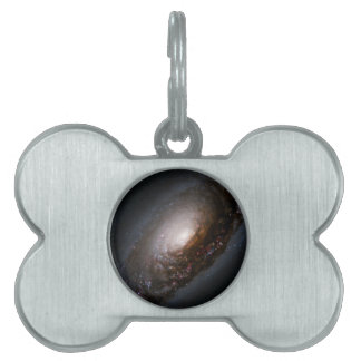Dust Band Around the Nucleus of the Black Eye Gala Pet Tag