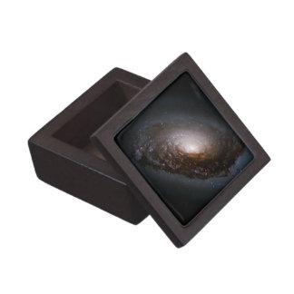 Dust Band Around the Nucleus of the Black Eye Gala Premium Trinket Box
