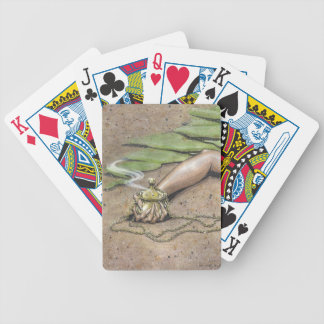 Dust Bicycle Playing Cards