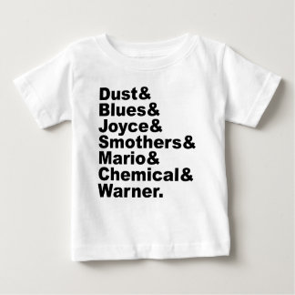 Dust & Blues & Joyce & Smothers & Mario & Chemical Shirt