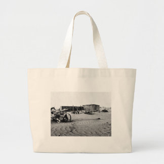 Dust Bowl 1935. Bags