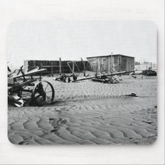 Dust Bowl 1935. Mouse Pads
