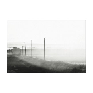 Dust Bowl  on Canvas Stretched Canvas Print