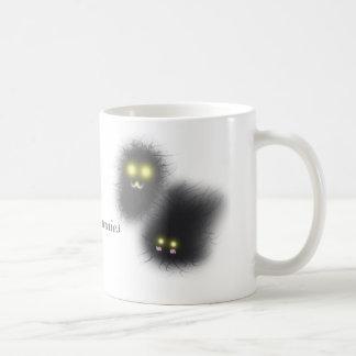 Dust Bunnies Classic White Coffee Mug