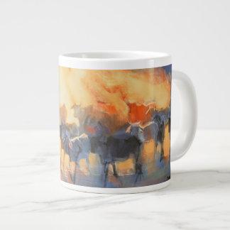 Dust Cloud Drung 1996 Large Coffee Mug