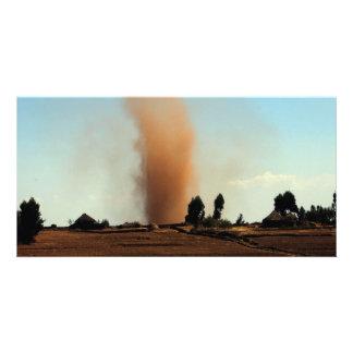 Dust Devil Photo Card