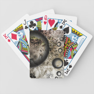 Dust Galaxy Bicycle Playing Cards