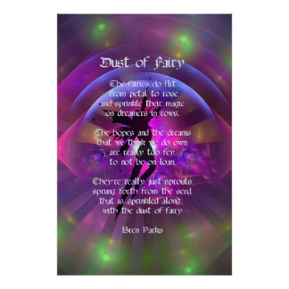 Dust of Fairy Poster