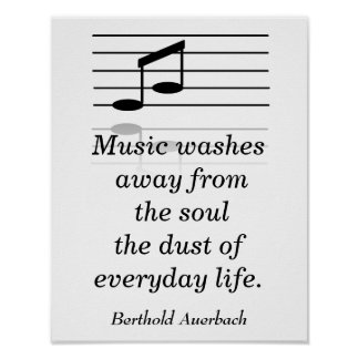 Dust of life - Art print quote