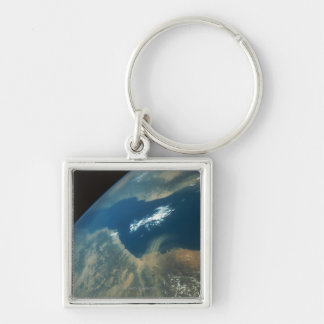 Dust Plume over the Red Sea Keychain