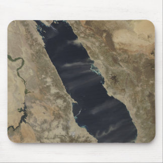 Dust plumes over the Red Sea Mousepads