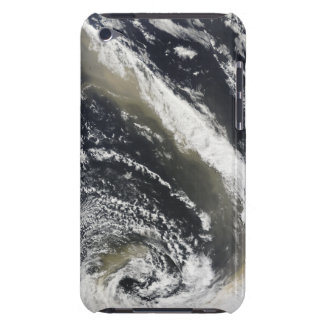 Dust storm blowing over the Tasman Sea Barely There iPod Case