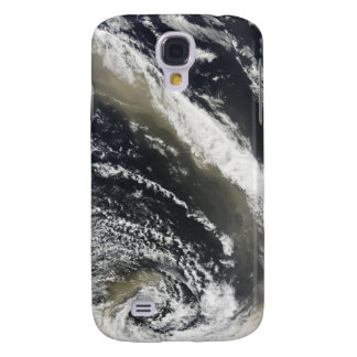 Dust storm blowing over the Tasman Sea Samsung S4 Case