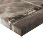 Dust Storm Canvas Prints