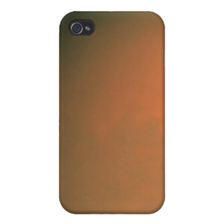Dust Storm Engulfs Mars Cover For iPhone 4