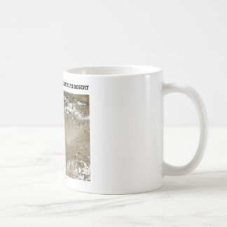 Dust Storm In The Taklimakan Desert Picture Earth Coffee Mug
