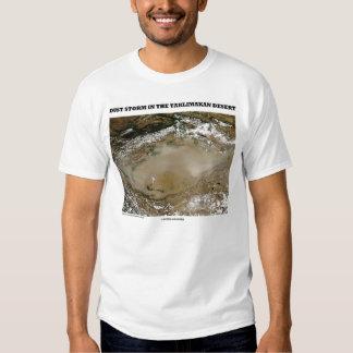 Dust Storm In The Taklimakan Desert T Shirt