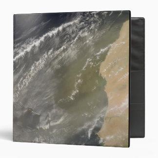 Dust storm off West Africa 2 Binder
